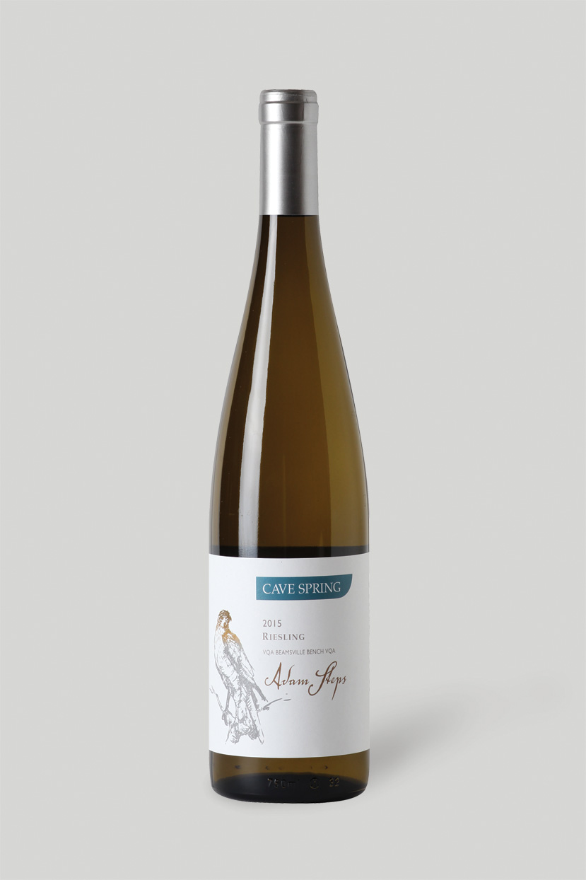2015 Riesling The Adam Steps | Estate Bottled