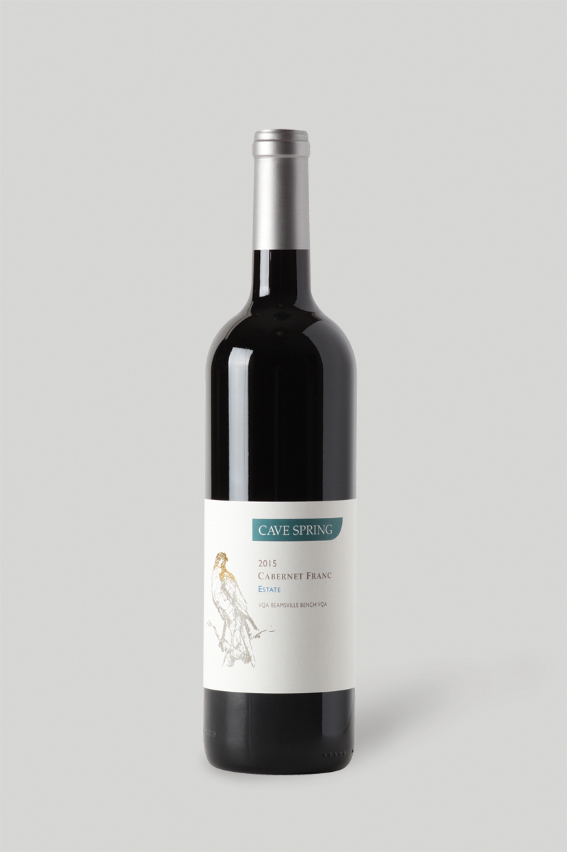2015 Cabernet Franc Estate  | Estate Bottled