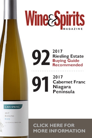 Wine and Spirits Review 2020 - Riesling and Cab