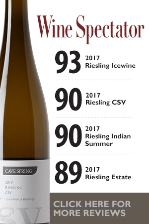 Wine Spectator Riesling Review