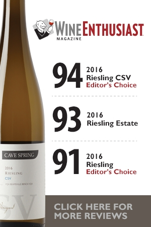 Wine Enthusiast - Rieslings - 94 93 91