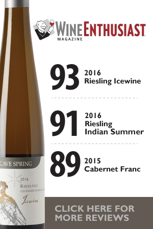 Wine Enthusiast - Rieslings & Cab Franc - 93 91 89