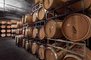 Cave Spring Winery - Barrel Cellar